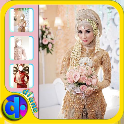 Hijab Wedding Kebaya