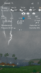 YoWindow Weather v1.6.3 Mod APK 6