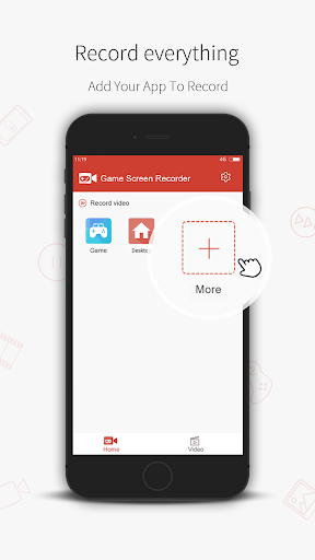 Game Screen Recorder 1.2.5 screenshots 2