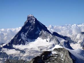 Photo: Matterhorn (С стена)