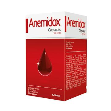 Anemidox Caja x 30