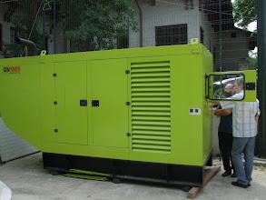 Photo: Generator Volvo 305 kVA, Club Bamboo - Mamaia, Constanta