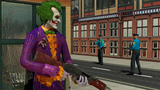 Scary Clown Attack Simulator - Crime Fighter 1.1.3 {cheat|hack|gameplay|apk mod|resources generator} 4