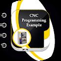 CNC Programming Example - CNC Tools icon