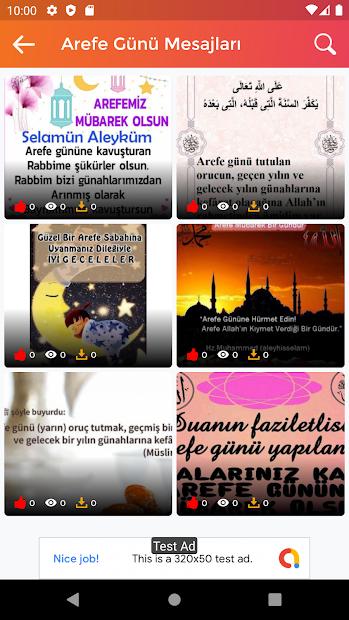 Ramazan Bayramı Resimli Mesajlar 2020