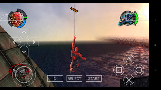 Download Android Game Ultimate spider fighter for Samsung
