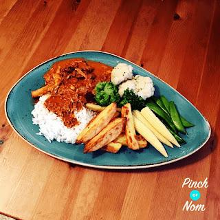 Low Syn Beef Paprikash Recipe