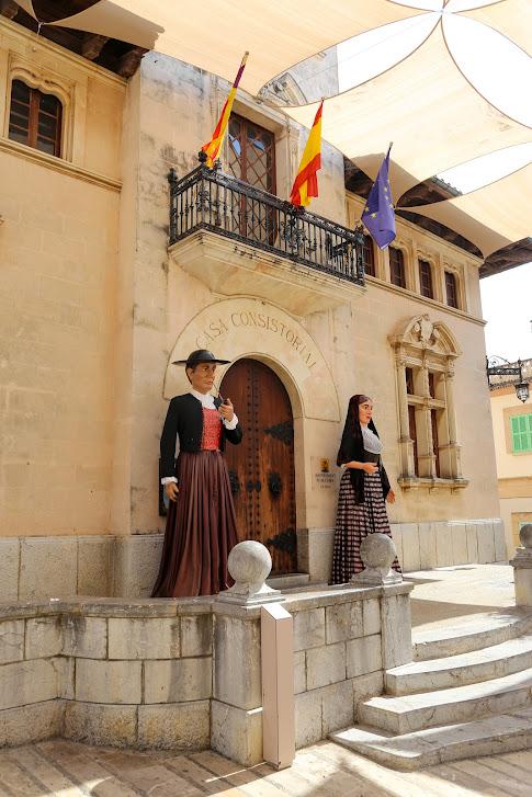 Alcudia, ratusz