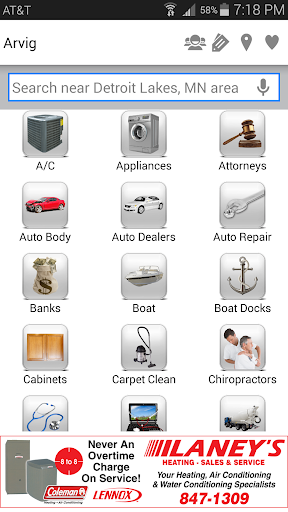 Arvig Directory