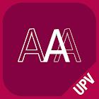 UPV poliSubs icon