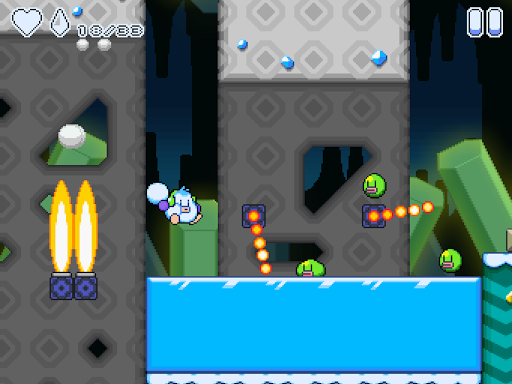 Snow Kids: Snow Game Arcade! - screenshot