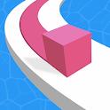 Line Color 3D icon