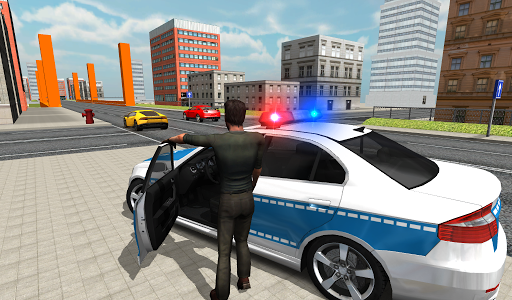 Police Car Driver 9 Screenshots 1