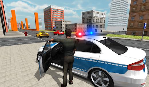 Police Car Driver 1