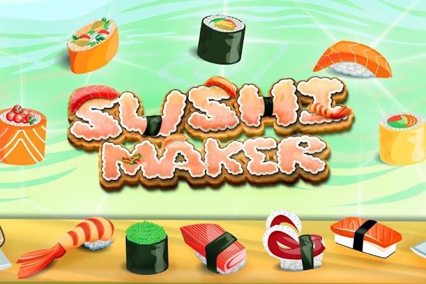 Sushi Maker - Cooking Game- screenshot thumbnail