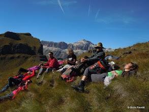 Photo: ovdje smo svi odspavali laganini na planinskom proplanku uz povjetarac i zvona ovaca