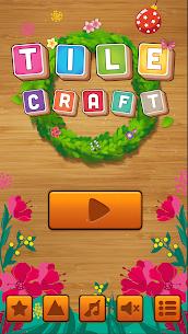 Tile Craft – Triple Crush: Puzzle matching game 4.6 Mod APK (Unlock All) 2