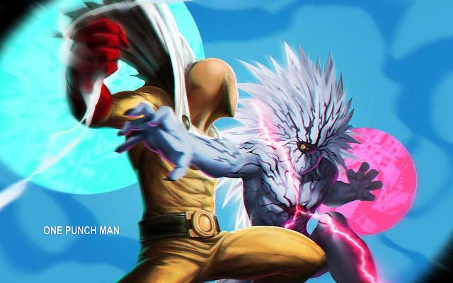 One Punch Man Tab