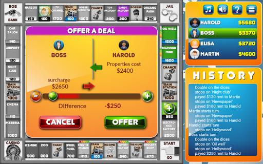 CrazyPoly - Business Dice Game  screenshots 20