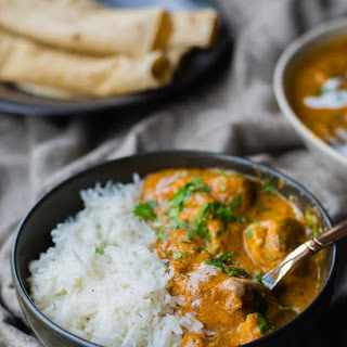 Authentic Indian Butter Chicken.