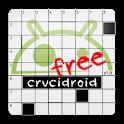Crucidroid Free - Crosswords icon