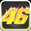 Valentino Rossi MotoGP Fan App icon