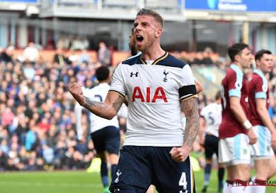 Toby Alderweireld analyse le début de saison de Tottenham