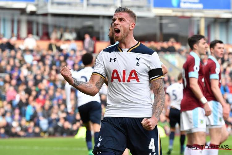 Toby Alderweireld attend sa prolongation à Tottenham