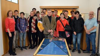 Estudiantes del Celia Viñas estrenaron la iniciativa que se desarrollará hasta abril.