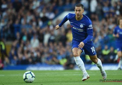 Eden Hazard cite les meilleurs joueurs de Premier League et encense son gardien