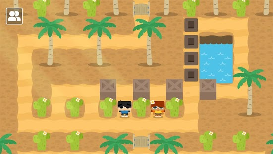 Sokoban Land DX Screenshot