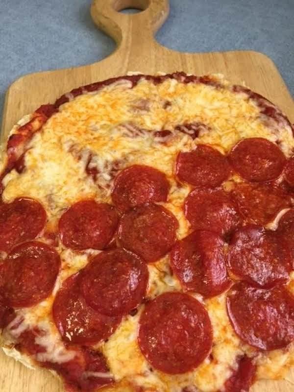 Stovetop Skillet Pizza