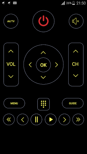 Remote for LG TV / Devices : Codematics 1.5 screenshots 3