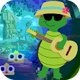 Kavi Escape Game 532 Guitar Playing Tortoise Game file APK for Gaming PC/PS3/PS4 Smart TV