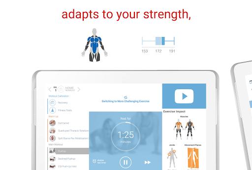 BodBot Personal Trainer:u00a0Workoutu00a0&u00a0Fitnessu00a0Coach 5.91 screenshots 10