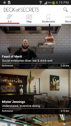 Melbourne Secrets - Dining