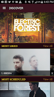 Screenshot of Electric Forest