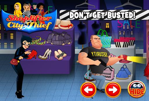 Shoplifter City Thief - Mall & Supermarket Robbery 1.7 screenshots 2