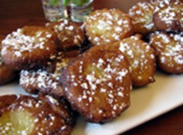 A Nun's Sigh ( Sweet Fried Puffs) Recipe
