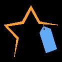 Wish list: Shopping buddy icon