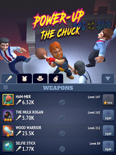 Nonstop Chuck Norris screenshot 18
