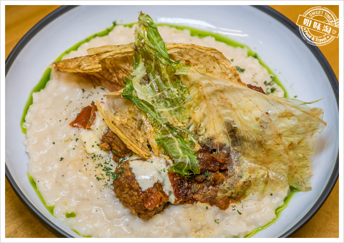 挑食Gien jia岡山香料羊肉丸子與高麗菜燉飯