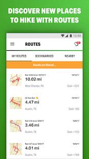 Tải Map My Hike GPS Hiking APK