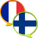 Finnish French Dictionary Free icon