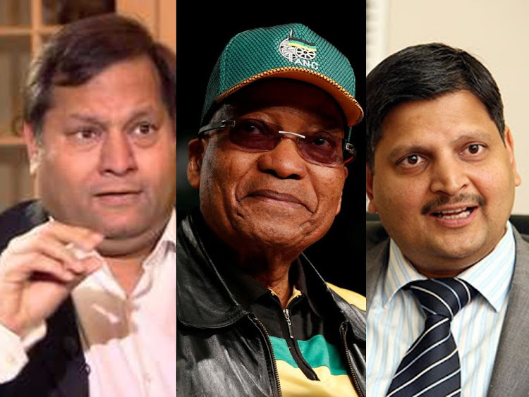 Image result for the guptas state capture