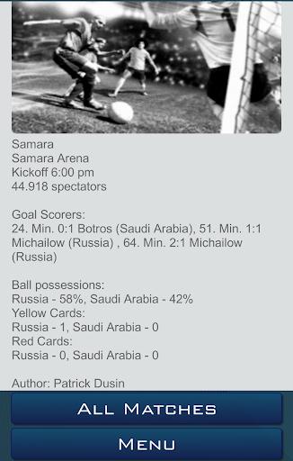 World Cup 2018 Coach Pro  screenshots 8