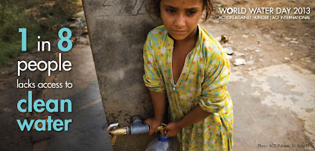 Photo: Almost a billion people don't have access to clean drinking water. With your support, we can change that! We're gearing up for World Water Day next week, but in the meantime, take a look at these photos and learn about why clean water is so important.http://ow.ly/iVvYY
