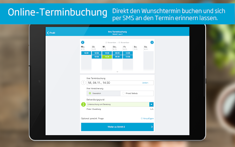 Arztsuche jameda screenshot 12