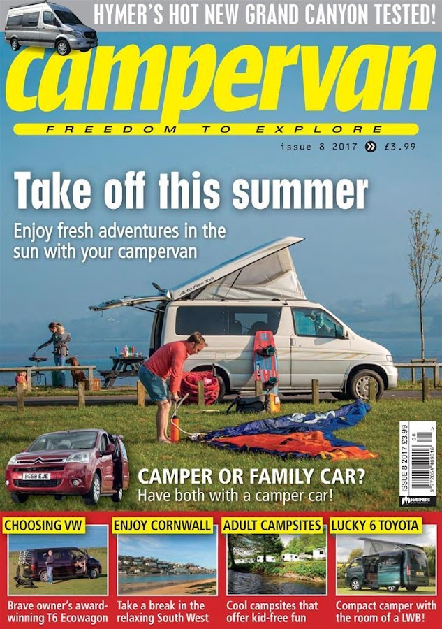 Campervan- screenshot