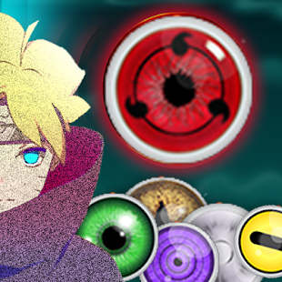 Blazing Ninja Bubble Shooter - náhled